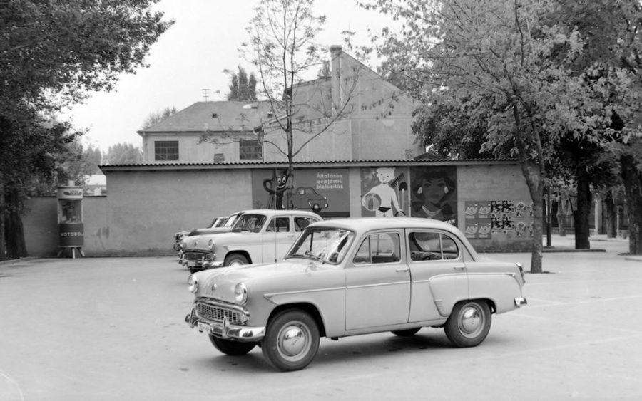 Zákonyi Ferenc utca, 1961