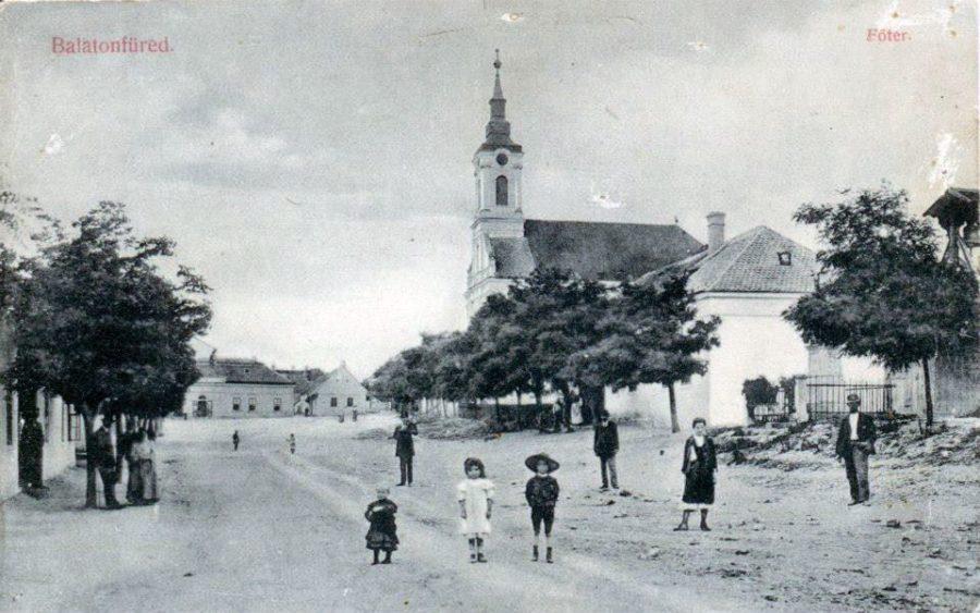 Füred 1910