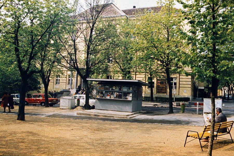Gyógy-tér 1976