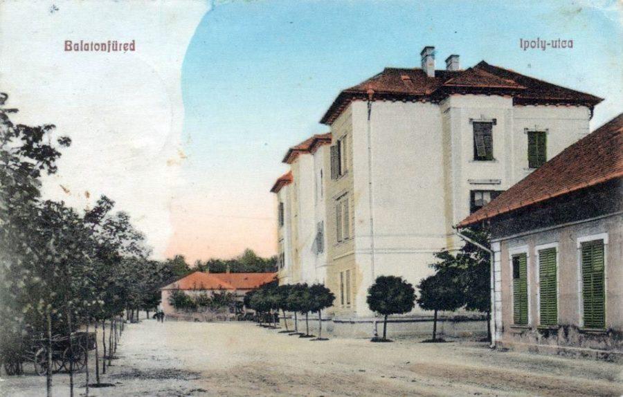 Kisfaludy vendéglő, 1913